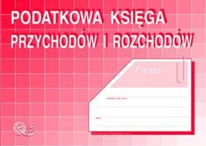podatkowa ksiega przychodow i rozchodow BEKAS RADOMSKO