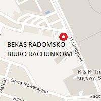 mapa-dojazdu-do-biura-rachunkoego-w-radomsku